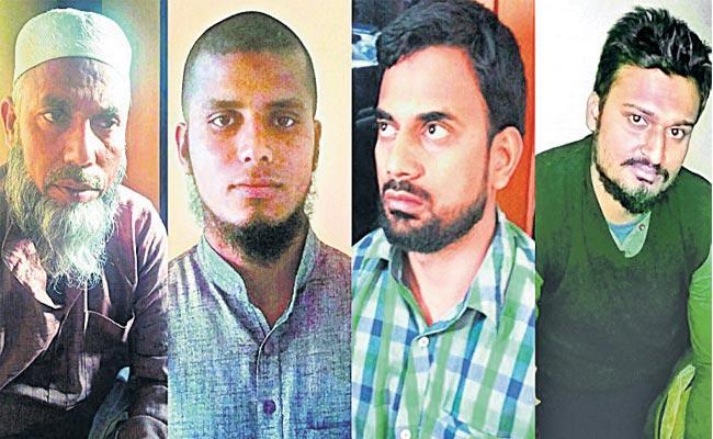 15 ISIS Terrorists Sentenced In Conspiracy Case - Sakshi