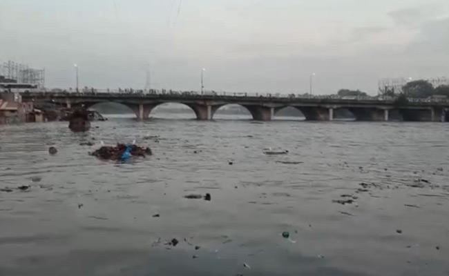Floods In Hyderabad Again Due To Heavy Rains - Sakshi