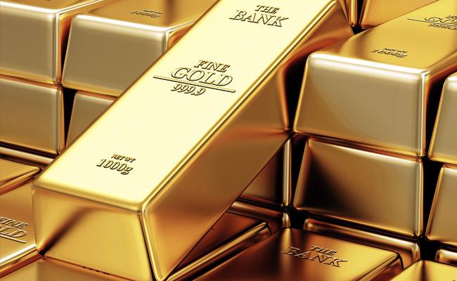 Gold Imports Down In First Half Of Current Fiscal - Sakshi