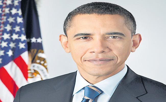 Barack Obama to campaign for Joe Biden and Kamala Harris - Sakshi