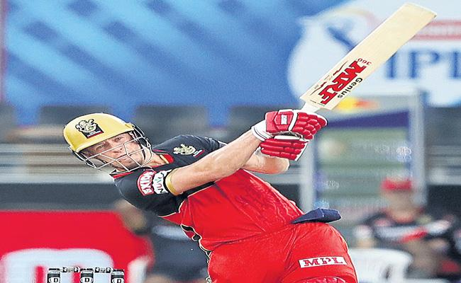 Royal Challengers Bangalore beat Rajasthan Royals by 7 wickets - Sakshi