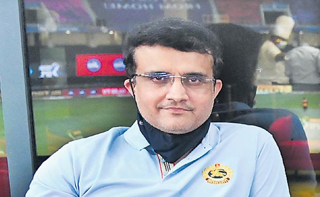 I Planning To Start Domestic Cricket From January 1: Sourav Ganguly BCCI Planning To Start Domestic Cricket From January 1 - Sakshi