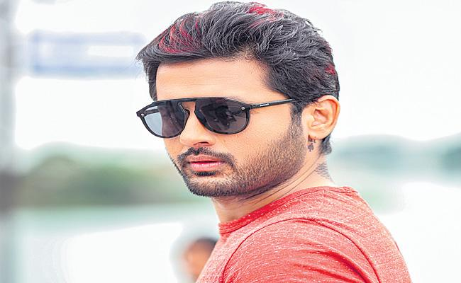 Nithin check movie first schedule completed - Sakshi