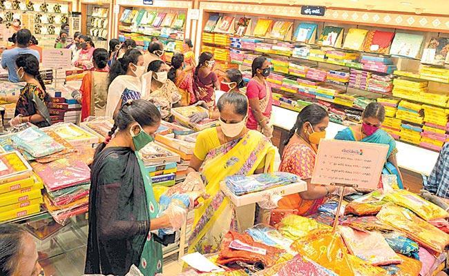 Survey On People Festive Shopping Purchases - Sakshi