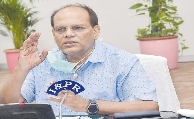 TS Government Has Launched Special Website For Asset Registration - Sakshi