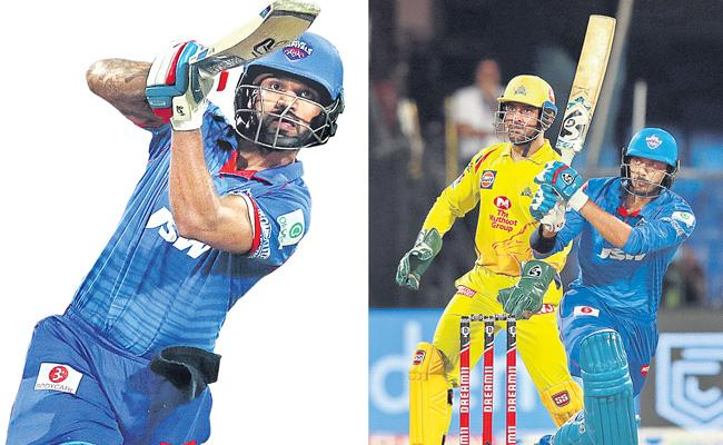 Delhi Capitals beat Chennai Super Kings by 5 wickets - Sakshi