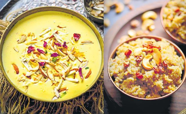 Dussehra Special Pastry Dishes And Recipes In Sakshi Family