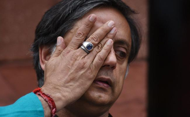 Shashi Tharoor Controversial Comments On India - Sakshi