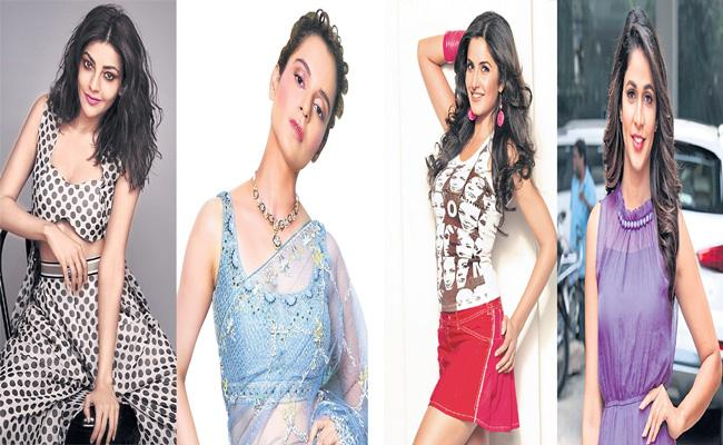 Tollywood actresses are trained in martial arts And Other Activites - Sakshi