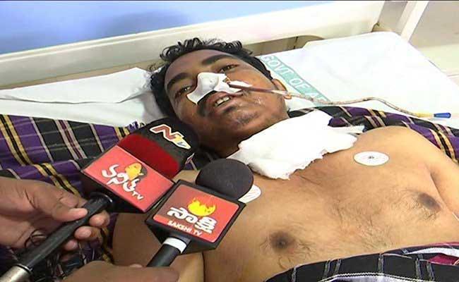 Divya Case: Accused Nagendra Babu Health Is In Stable - Sakshi