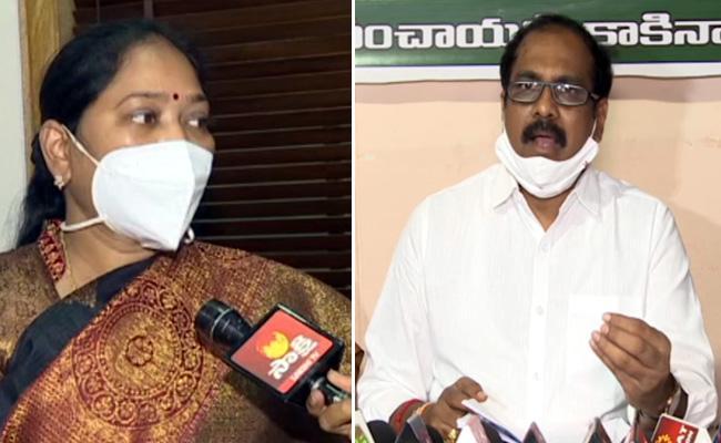 Mekathoti Sucharitha Says Flood Loss Assessment Will Be Done Shortly - Sakshi