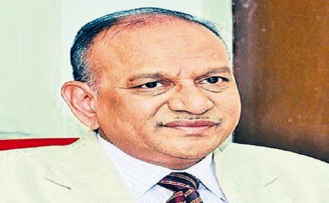 Justice Chandra kumar Comments About Judges - Sakshi