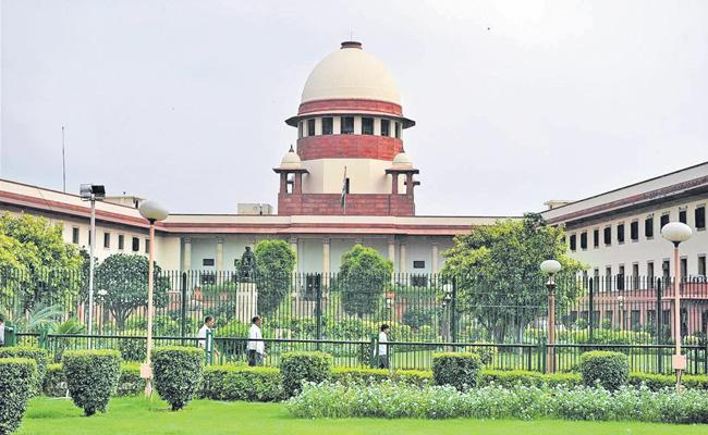 Supreme Court frowns at inordinate delay by govt authorities - Sakshi