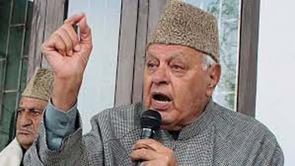 ED Questions National Conference Chief Farooq Abdullah - Sakshi