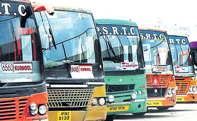 No RTC Buses Between AP And Telangana For Dasara - Sakshi