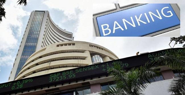 Banking push- Sensex ends above 40,000 points mark - Sakshi