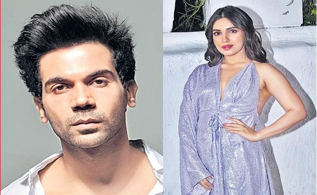 Rajkummar Rao and Bhumi Pednekar to star in Badhaai Ho sequel - Sakshi