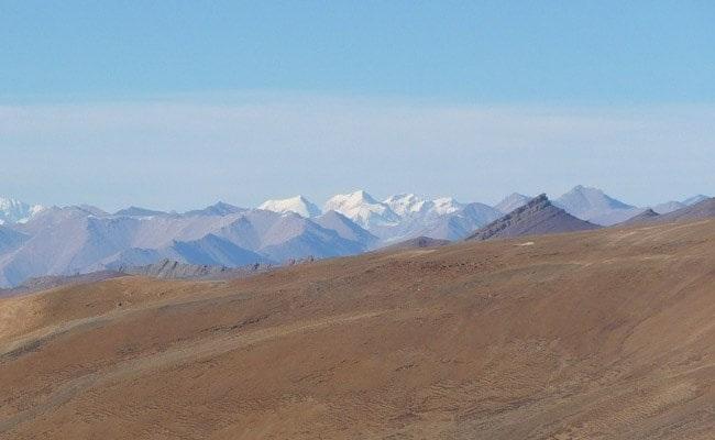 Chinese Soldier Held In Ladakh - Sakshi