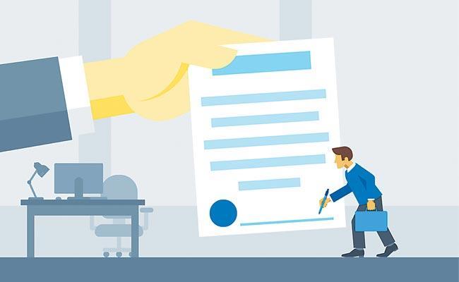 Contract Employees demand Increase Due To Corona - Sakshi