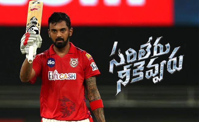 IPL 2020: KL Rahul Only Batsman 500 Runs In 3 Consecutive Seasons - Sakshi