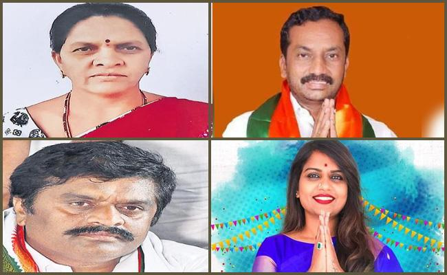 23 Candidates Contesting In Dubbaka By Election 2020 - Sakshi