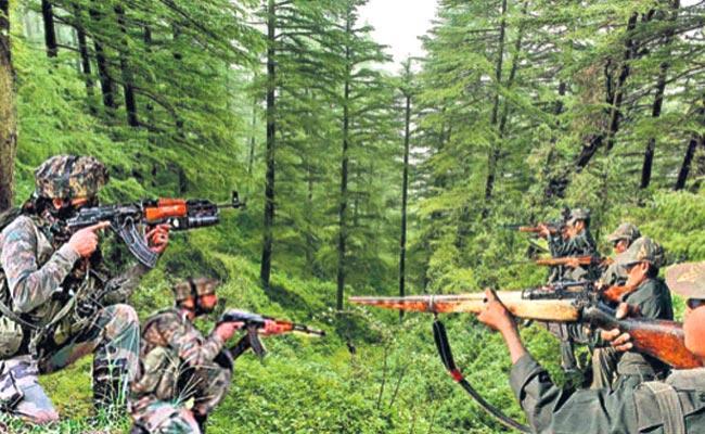 Maoist Activities In Mangapet Warangal District - Sakshi