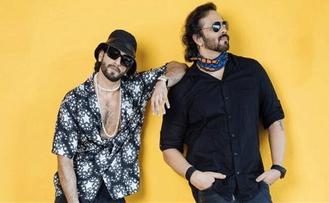 Ranveer Singh And Rohit Shetty To Team Up Again For Cirkus Movie - Sakshi
