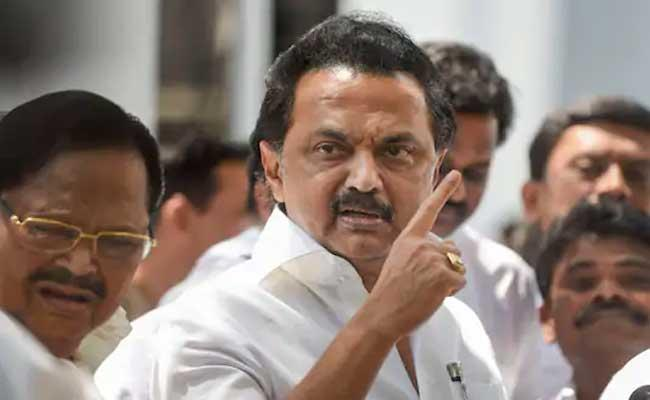 Stalin Questions To AIADMK Over To Jayalalithaa Death - Sakshi