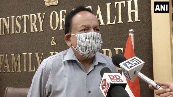 Harshvardhan Says Vaccination Procedures Need To Be Coordinated  - Sakshi