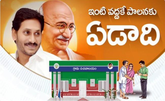 Revolutionary Change In Governance With The Secretariat System In Andhra Pradesh - Sakshi