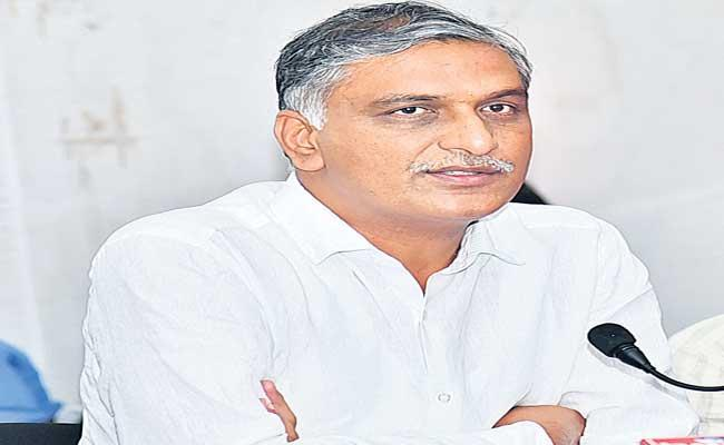 Minister Harish Rao Speaks In IGST Group Of Ministers Meeting - Sakshi