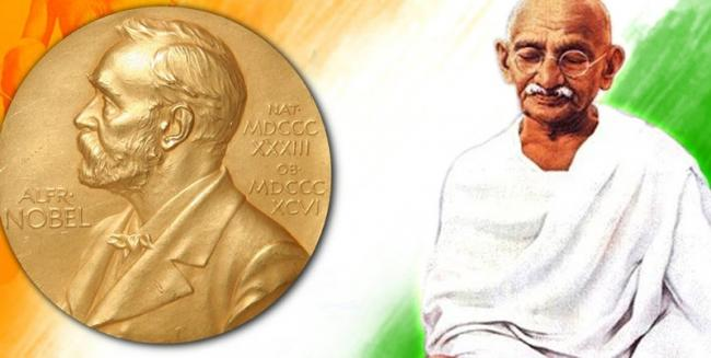 Why Mahatma Gandhi Did Not Get Nobel Peace Prize - Sakshi