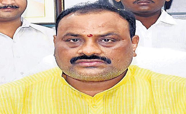 Kinjarapu Atchannaidu appointed AP TDP President - Sakshi