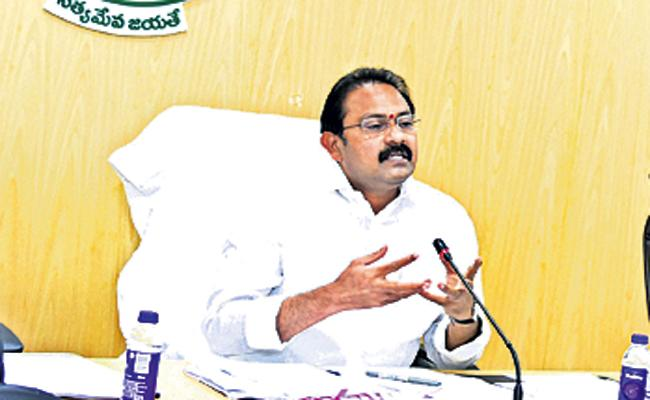 Alla Nani Comments About Aarogyasri Medical Services - Sakshi
