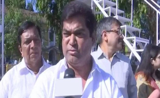 Obscene Clip Sent From Goa Deputy CM Phone - Sakshi