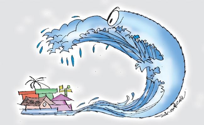 ABK Prasad Article On Heavy Rains In Hyderabad - Sakshi