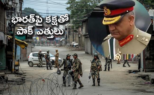Pakistan Army redraws Kashmir terror plan - Sakshi
