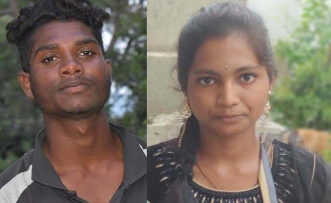 Lovers Lifeless Due To Marriage Problems In Mahabubnagar - Sakshi