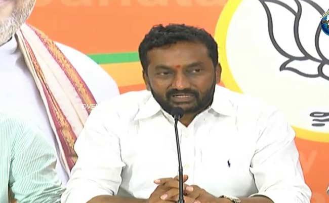 Raghunandan RaoSpoke ToMedia OverDubaka Election - Sakshi