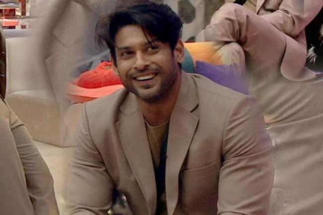 Sidharth Shukla Steps Out of Bigg Boss 14 House Pictures Go Viral - Sakshi