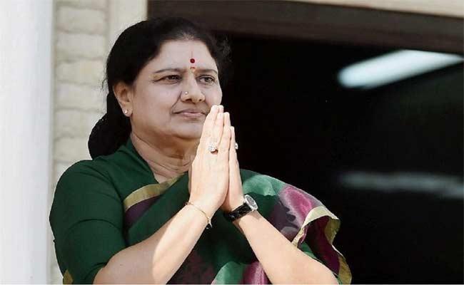 Sasikala Ready To Contest Tamil Nadu Assembly Elections - Sakshi