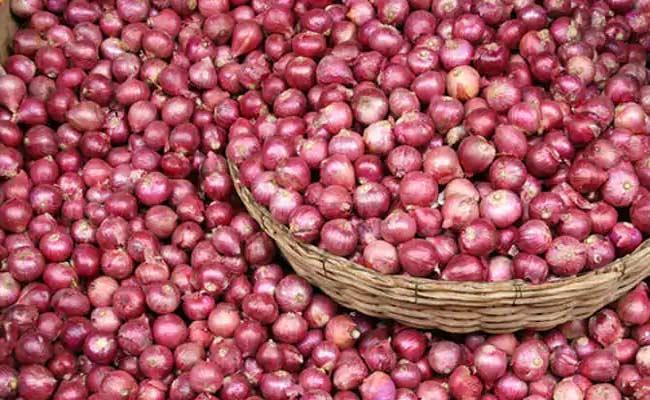 Onion Price Hike In Chennai City - Sakshi