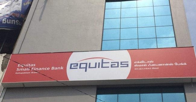 Equitas small finance bank receives Anchor investments - Sakshi