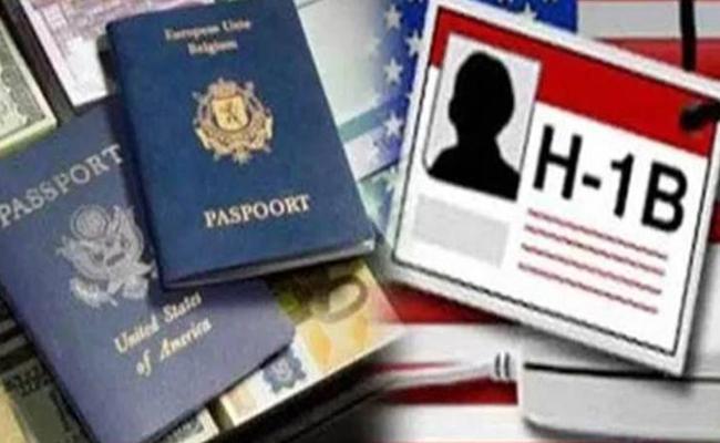 Lawsuit challenges Trump administration new H1B visa rules - Sakshi
