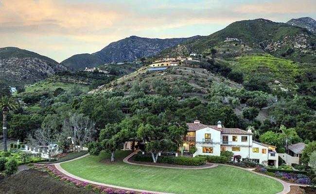 Katy Perry And Bloom Owns New Mansion - Sakshi