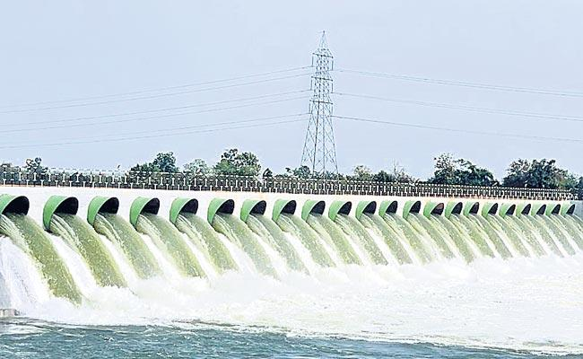 NGT Directs Committee To Assess Damage Caused By Kaleshwaram Lift Irrigation Project - Sakshi