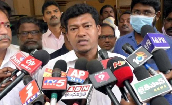 Minister Sidiri Appalaraju Review RIMS Facilities AP - Sakshi