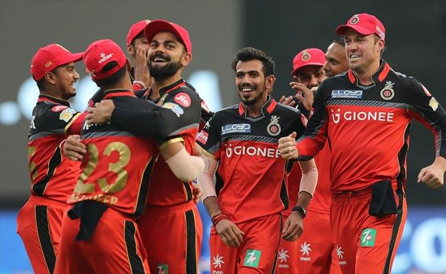 RCB Won By 8 Wickets Against KKR - Sakshi