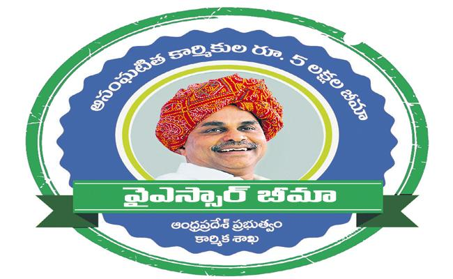 YS Jagan announced that YSR Bheema scheme will be launched on 21 October - Sakshi