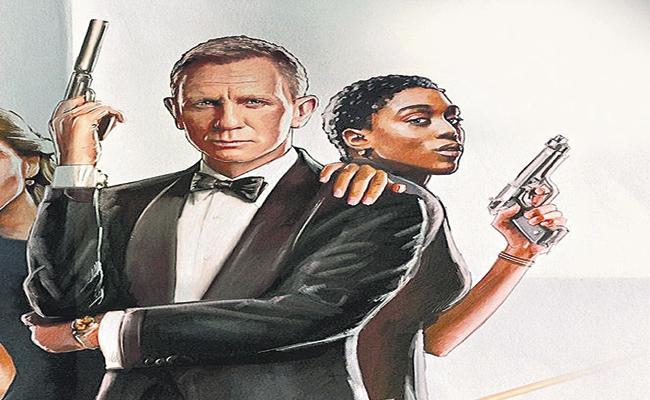 Who is the next James Bond - Sakshi